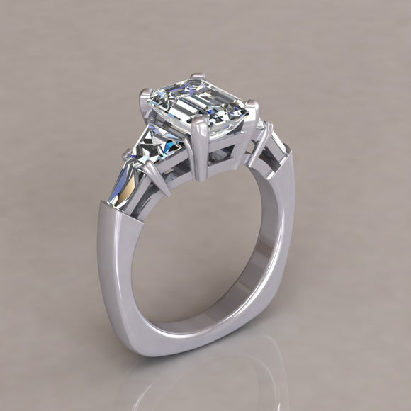 ENGAGEMENT RING - CLASSIC 111