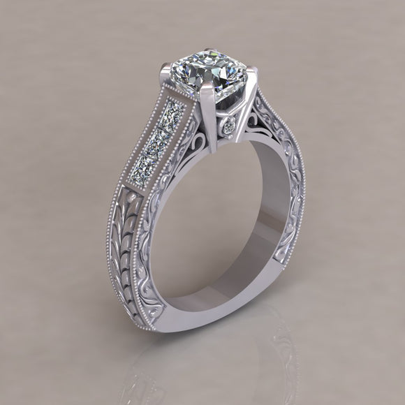 ENGAGEMENT RING - ANTIQUE 103