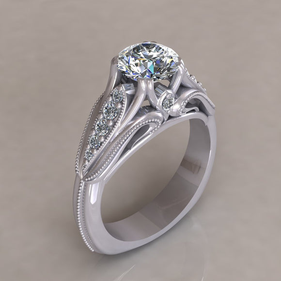 ENGAGEMENT RING - ANTIQUE 113