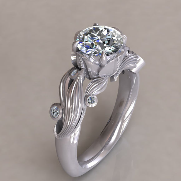 ENGAGEMENT RING - ANTIQUE 205
