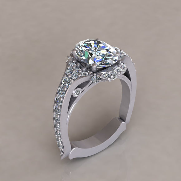 ENGAGEMENT RING - ANTIQUE 312