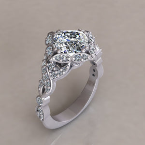 ENGAGEMENT RING - ANTIQUE 316