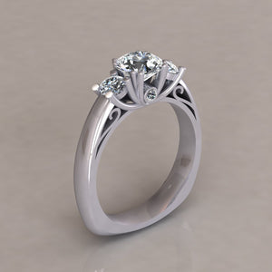 ENGAGEMENT RING - CLASSIC 103