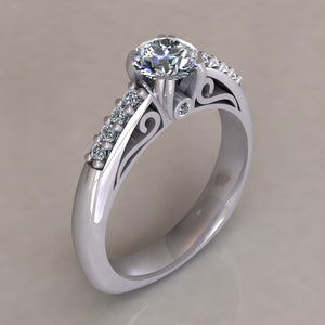 ENGAGEMENT RING - CLASSIC 105
