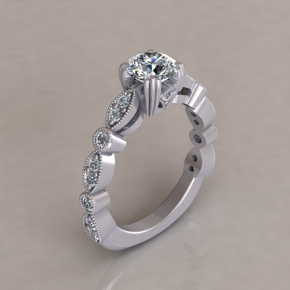 ENGAGEMENT RING - CLASSIC 107