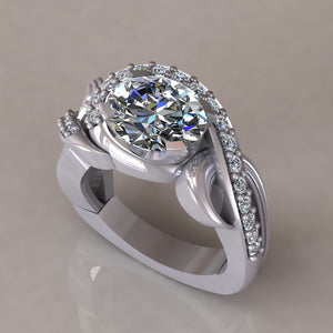 ENGAGEMENT RING - MODERN M120