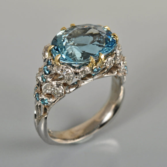 Artic Princess ring