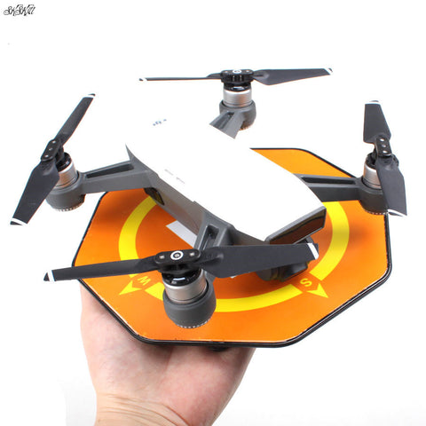 Mini Palm Drone Landing Pad