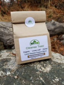lyme disease medical medium cleanse support organic herbal tea blend