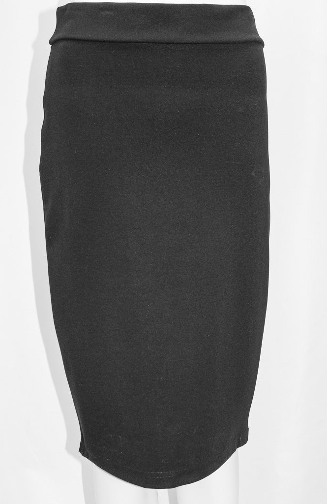 RIVA KAREN PONTE PENCIL SKIRT
