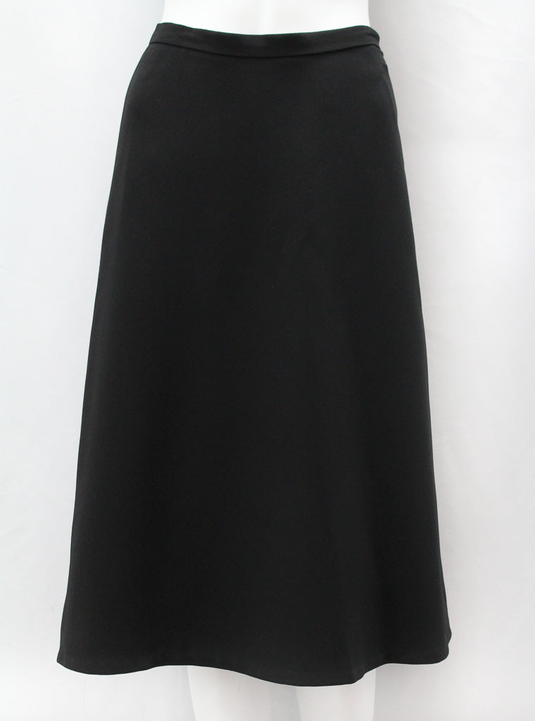 ANATOLE YORK TEXTURED ALINE SKIRT