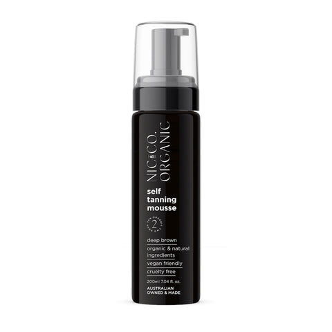 NIC & CO Tanning Mousse