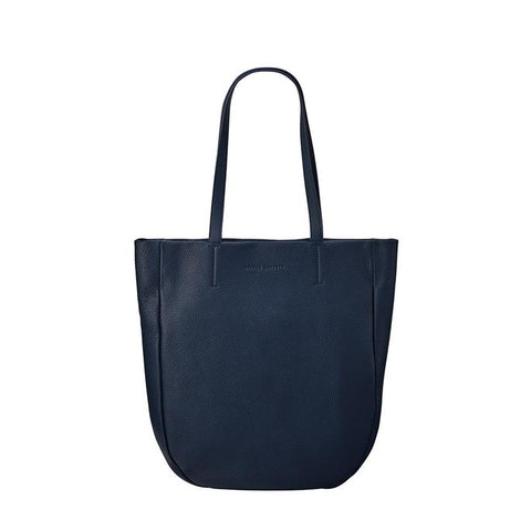 STATUS ANXIETY Appointed Bag Navy Blue