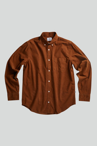 NN07 Levon Shirt canela brown