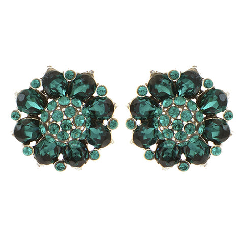 PETER LANG Piper Earrings emerald
