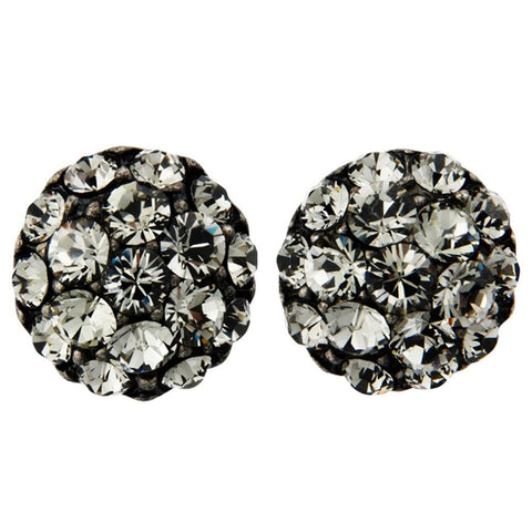 PETER LANG Danni earrings grey