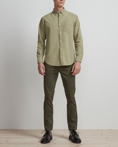 NN07 Levon Shirt light green
