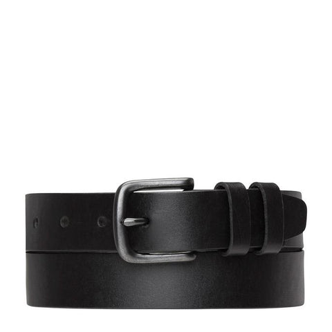 STATUS ANXIETY Citizen Belt Black