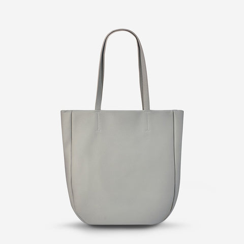 STATUS ANXIETY Appointed Bag light grey