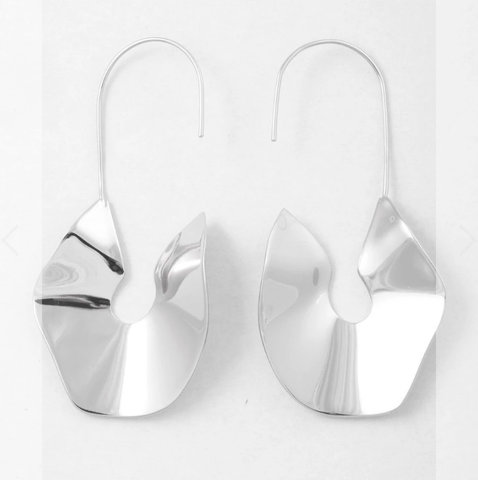 PETER LANG Agnes Earring silver