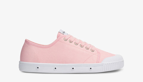 SPRING COURT G2 Canvas Trainer light pink