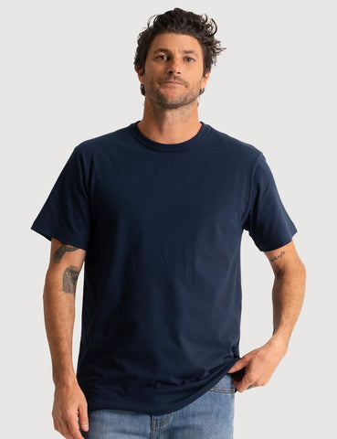 MR SIMPLE Reginald Tee navy