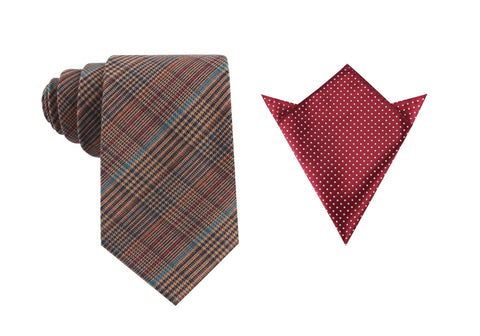 OTAA Prince Of Wales Tie Set