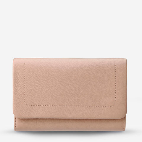 STATUS ANXIETY Remnant Wallet dusty pink