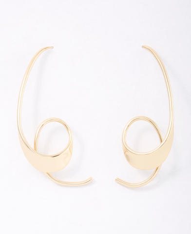 PETER LANG Zohra Earrings gold