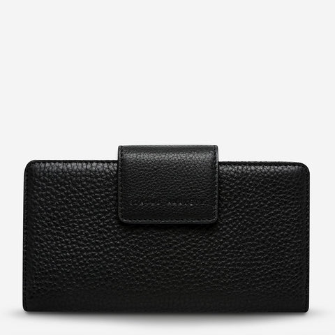 STATUS ANXIETY Ruins Wallet black