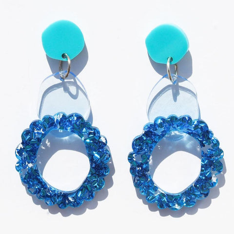 EMELDO DESIGN Rita Earrings ocean