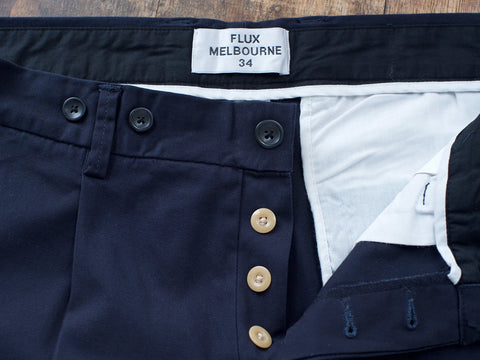 FLUX Service Pants navy