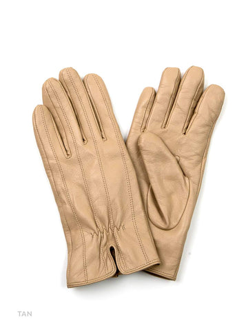 HIDE Miro Leather Glove 1914 stone
