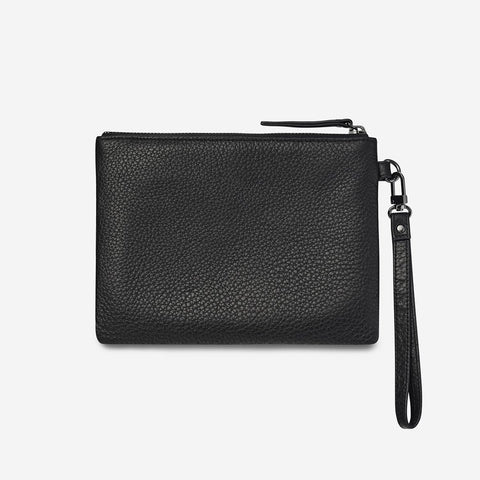 STATUS ANXIETY Fixation Clutch black
