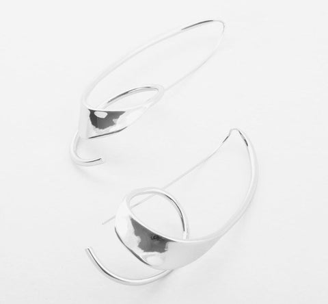 PETER LANG Zohra Earrings silver