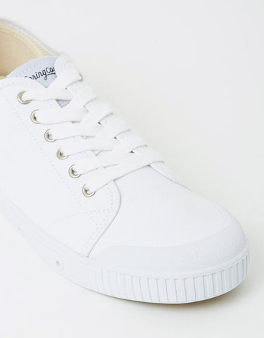 SPRING COURT G2 canvas white