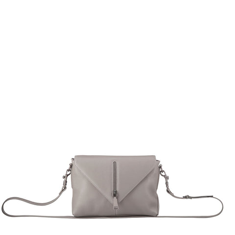 STATUS ANXIETY Exile Bag light grey