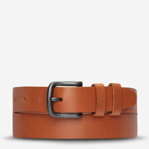 STATUS ANXIETY Citizen Belt Tan