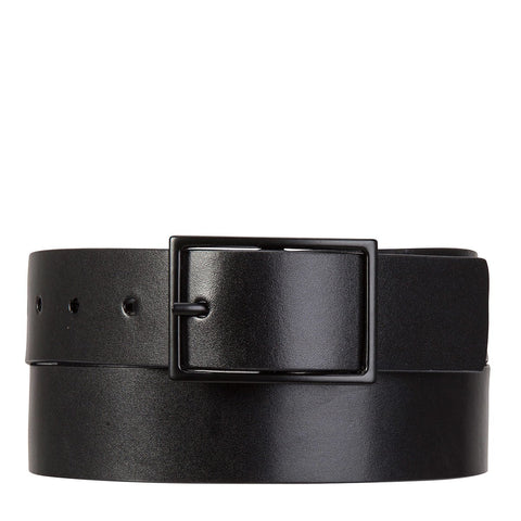 STATUS ANXIETY Natural Corruption Belt black