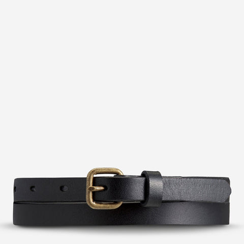 STATUS ANXIETY Only Lovers Left belt