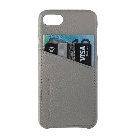 STATUS ANXIETY Hunter And Fox iPhone Cover grey