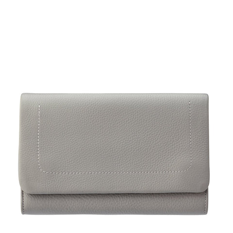 STATUS ANXIETY Remnant Wallet light grey