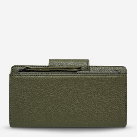 STATUS ANXIETY Ruins Wallet khaki