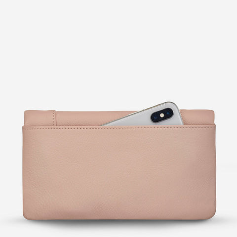 STATUS ANXIETY Some Type of Love Wallet dusty pink