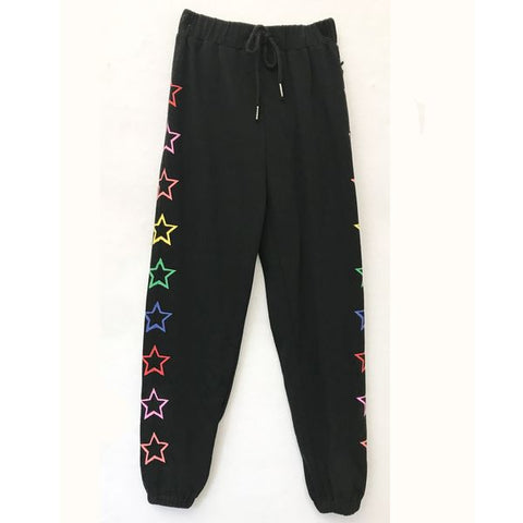 For All Season Star Sweatpants