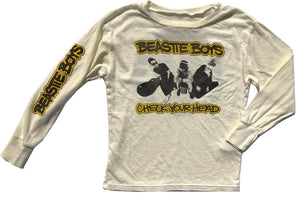 Rowdy Sprout - BEASTIE BOYS LONG SLEEVE TEE