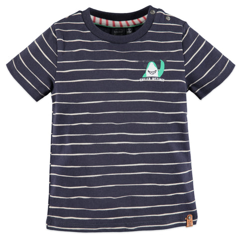 Babyface Striped Shark Tee
