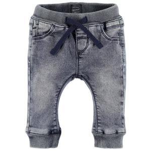 Babyface grey denim joggers
