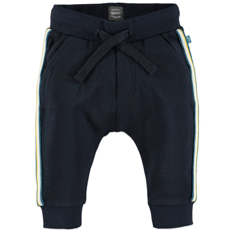 Babyface racing Stripe sweatpants