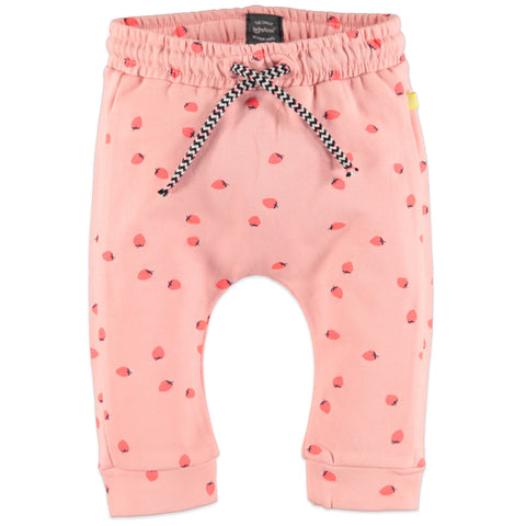 Babyface Strawberry Print Pants